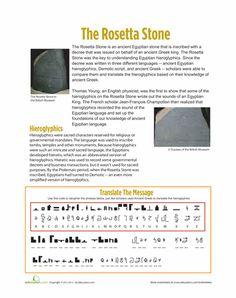 Middle school social studies on pinterest worksheets ancient egypt