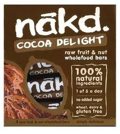 Eat Nakd Cocoa Delight Raw Bar Family Pack $6.99 - from Well.ca