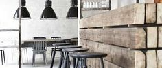 restaurant bar design dimensions - Google Search