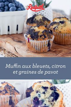 With summer comes beautiful weather, fresh local produce and the best berries. One of the best ways to use up any extra berries you might have in your kitchen is to mix them up into a muffin and have Bakery Recipes, Dessert Recipes, Keto Recipes, Healthy Recipes, Healthy Weeknight Meals, Meals In A Jar, Gluten Free Desserts, C'est Bon, Muffin Recipes
