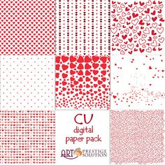 Papiery / tła ( zestaw komercyjny) CU vol 09