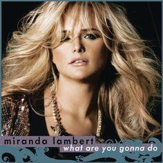 Miranda Lambert's hair...so pretty!