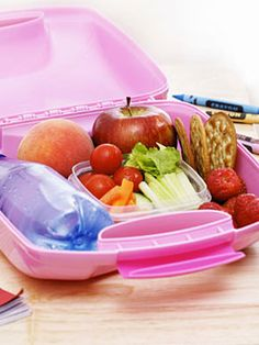 How to Pack a Better School Lunch