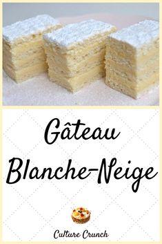 Thermomix Bread, Dessert Aux Fruits, Menu Design, Design Ideas, Bread Cake, Vanilla Cake, Biscuits, Cake Recipes, Wedding Cakes