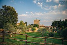 Toskana Weingut und Hotel