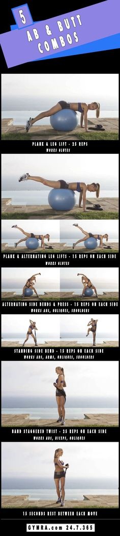 Ab Workout. Step up to the plate. Get in shape!! Start your free month now…