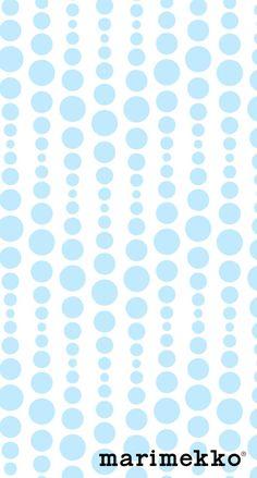 マリメッコ/おしゃれパターン16 iPhone壁紙 Wallpaper Backgrounds iPhone6/6S and Plus Marimekko iPhone Wallpaper