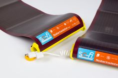 Solartwister 14W - photovoltaics in your pocket to charge any mobile device or gadget (you assume to be unable to live without :-)  ) anywhere where you can find some light