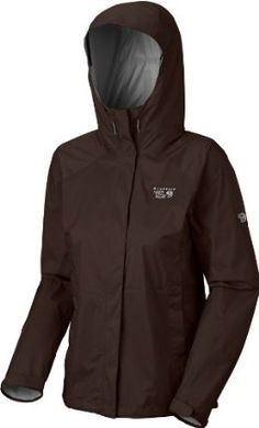 Mountain Hardwear Epic Rain Jacket - Women's by Mountain Hardwear. $59.95. Micro-Chamois-lined chin guard. Updated design and fabric. Attached, rollaway hood with extra-beefy brim. Adjustable Velcro cuffs. Pit-zips and mesh front pockets. synthetic. Ah, enjoy the simplicity of the Epic Jacket. Even the simple name is, well, Epic. This backcountry shell is made of Conduit Barrier Technology and is designed to do simply one thing: keep you dry. The Conduit Membrane technology is c...