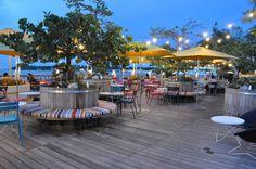 These 10 Miami Restaurants Have the Best Views in Town EaterMiami - Travel Miami - Ideas of Travel in Miami South Beach Miami, Miami Florida, South Florida, Fort Lauderdale, South Beach Restaurants, Miami Springs, Restaurant Deals, International Travel Tips, Viajes