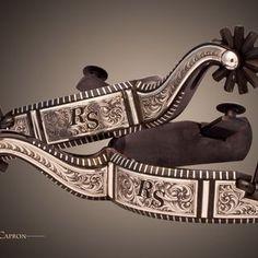 Spurs Western, Cowboy Spurs, Cowboy Gear, Western Cowboy, Blacksmithing Knives, Spur Straps, Charro, Saddles, Knifes