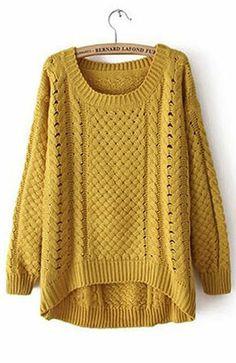 mustard cozy sweater #fall #fashion