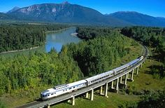 Trans - Siberian Railway. This has been on the bucket list for a while