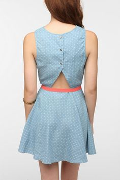 DV By Dolce Vita Sawyer Dress  #UrbanOutfitters