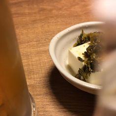 高菜ヤツコみたい()モグモグ