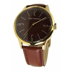 I need a masculine watch