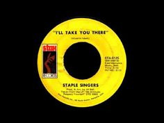 """The Staple Singers - I'll Take You There [Full Length Version] - """"aint nobody cryin'."""" actually, God takes us there. Gospel Music, Music Songs, Music Videos, 70s Music, Sound Of Music, Rock Music, World Music, The Staple Singers, I Know A Place"""