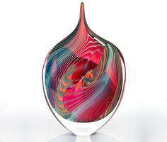 Dropper - Peter Layton, London Glassblowing