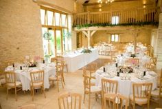 The Kingscote Barn, Cotswold Wedding Venue, UK