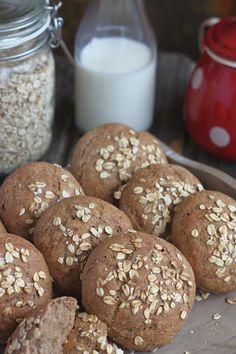 Grahamki Healthy Recipes, Cookies, Chocolate, Buns, Breakfast, Breads, Desserts, Food, Kitchen