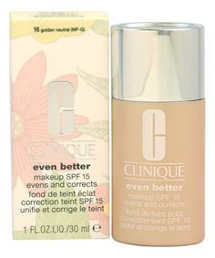 Look at this Clinique Golden Neutral Even Better Makeup on #zulily today!