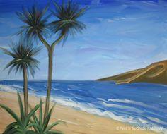 Southshore Paint And Sip, Painting For Kids, Paintings, Studio, Plants, Garden, Ideas, Kids Coloring, Garten