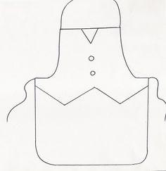 Manualidades Luna Clara: Imprimir   Cubre botella original Una idea origina...