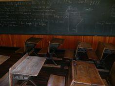 Pixabayの無料画像 - 黒板, 教室, シュタインバハアムツィーベルク, メノナイトの遺産の村