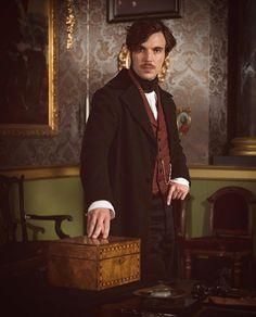 Tom Hughes as Prince Albert.