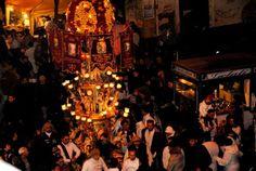 Catania. La Festa di S. Agata. La Candelora. Blog ufficiale dello scrittore siciliano Nunzio Russo. www.nunziorusso.it