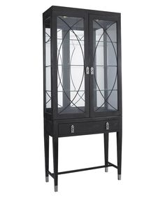 Living Room Curio Cabinets