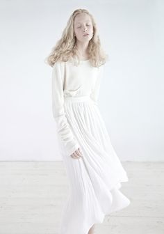 "moldavia:    ""White"" by Kasia Bielska for REVS Magazine #3"