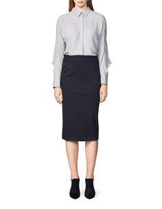 Tiger of Sweden High Waisted Skirt, Slim, Women's Skirts, Fashion, Moda, Fashion Styles, Fashion Illustrations, Fashion Models, High Waist Skirt