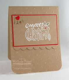 Sweet Christmas; Blueprints 8 Die-namics; Swiss Dots Stencil - Michele Boyer