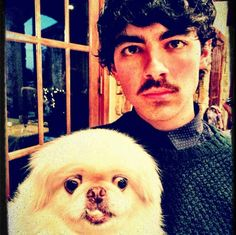 The Top 3 Most Perfect, Incredible, Must-See Photos Of Joe Jonas And His Dog