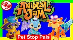 ANIMAL JAM PET STOP PALS | PET STOP PALS