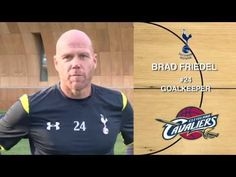 ▶ NBA #HalfCourt Challenge - Tottenham Hotspur - YouTube