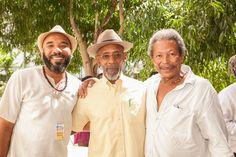 Linton Kwesi Johnson with Anthony Joseph 2014