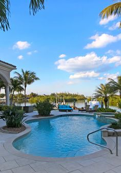 Homes in South Florida will satisfy all your needs and wants! http://www.waterfront-properties.com/pbgpganational.php