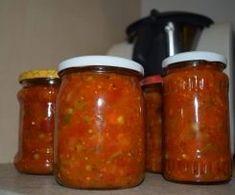 Sos warzywny do makaronu/mięsa na zimę Polish Recipes, Pickles, Cooker, Frozen, Food And Drink, Cooking Recipes, Jar, Treats, Homemade