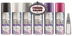 Impala Nail Spray - Mais um lançamento Top de Linha.