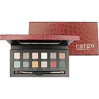 These are beautiful colors that would look great for so many occasions -- Cargo - Online Only Northern Lights Eye Shadow Palette in Cargo Cosmetics, Light Eyes, Makeup Trends, Eyeshadow Palette, Bath And Body, Northern Lights, Eye Products, Fragrance, Make Up