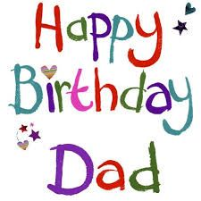 HAPPY BIRTHDAY DAD!!!