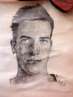 #brother#art#pencil#portrait#boy#man