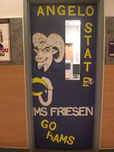 Contemporary High School Classroom Door In Case We Have Another College Decorating Contest And Ideas
