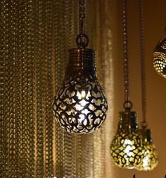 Brass lightbulbs from the Cairo markets, that are a perfect mix between modern and arabic style design Comes in a few designs seen in the pictures above!  All shipping listed below is express! Europe 5-7 business days USA & Canada 7-9 business days Australia and rest of the world 9-12 business days