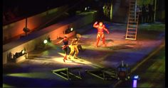 Take A Look At Footage Of Marvel Universe Live! | G33k-HQ