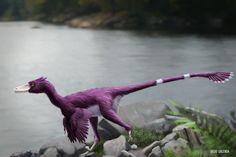 Velociraptor Commission by karkajou1993.deviantart.com