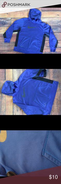 Boys NIKE DRI-FIT Hoodie Boys NIKE DRI-FIT Hoodie. SZ L. Nike Shirts & Tops Sweatshirts & Hoodies