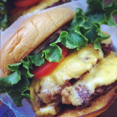 Burger @ Shake Shack #nyc
